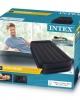 Intex 64122 высокая надувная кровать - 191х99х42см